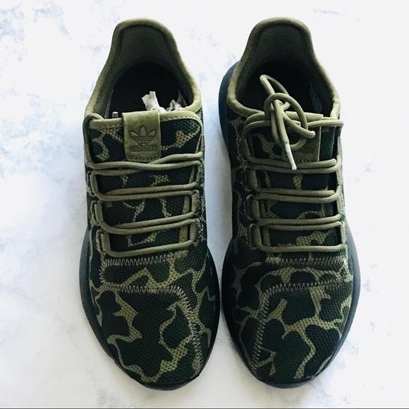 New Adidas Camo Tubular Army Fatigue